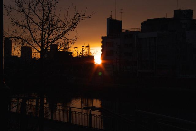 2007年大阪・初日の出
