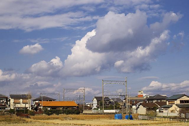 平城京の空