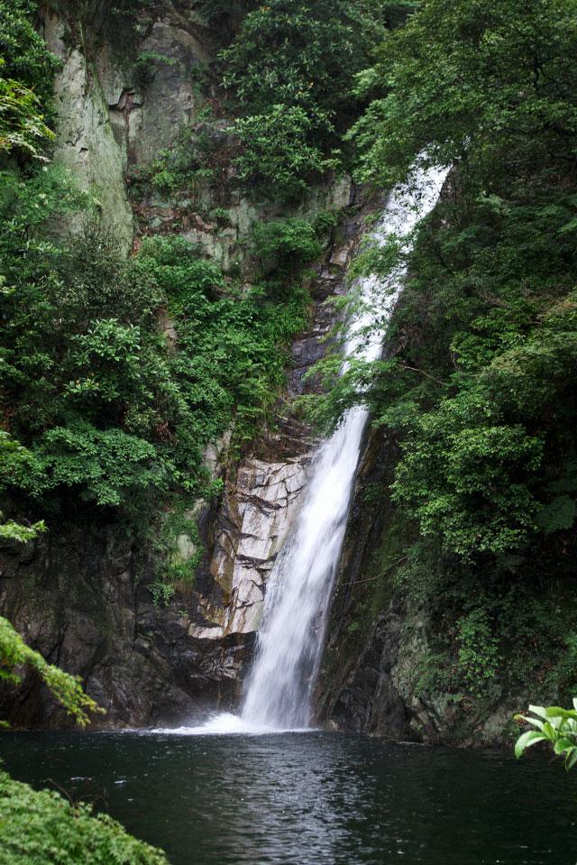 布引の滝-雌滝-