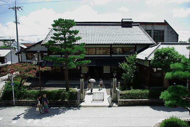 近江八幡を散歩(1)
