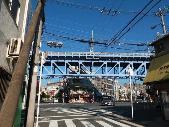 鉄橋が好き!
