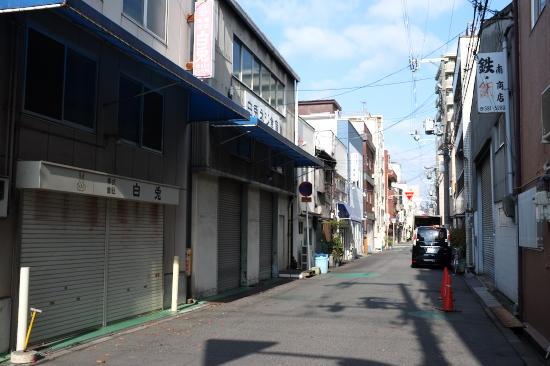 大阪下町・試し撮り