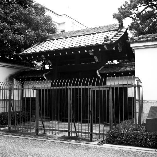 三井家発祥の地