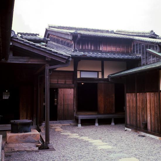松阪商人の家