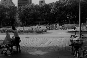 午後の公園