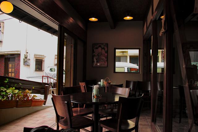 ある喫茶店