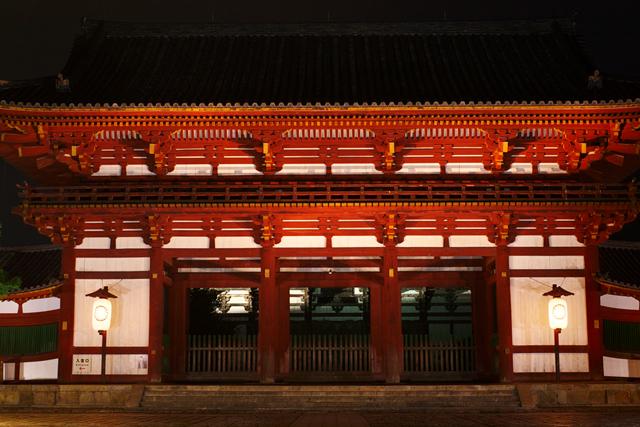 東大寺大仏殿 中門