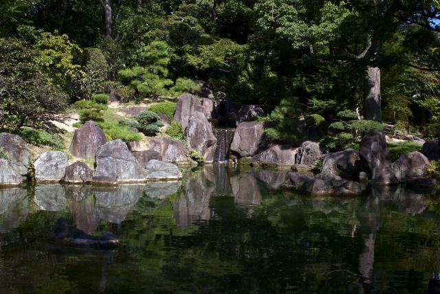 極楽浄土の庭 -2-_3