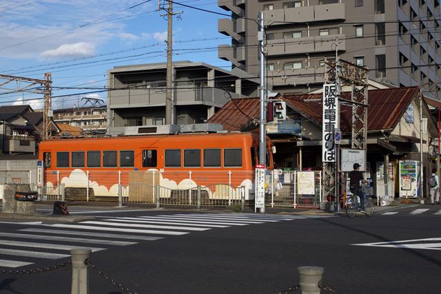 阪堺電車始発駅