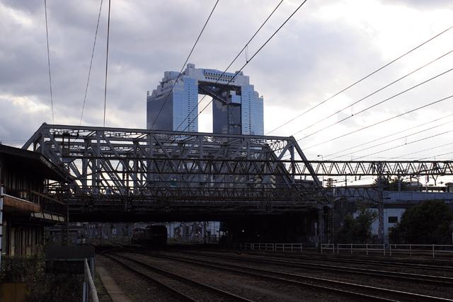 大阪・中津