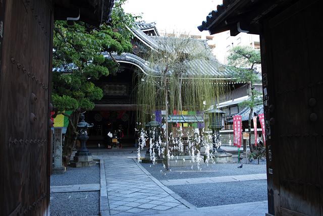 京都・六角堂_1