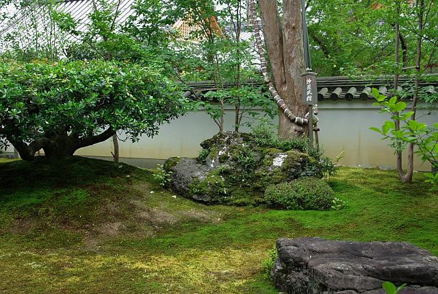 沙羅双樹の寺