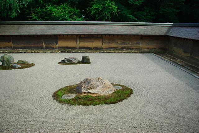 竜安寺・石庭