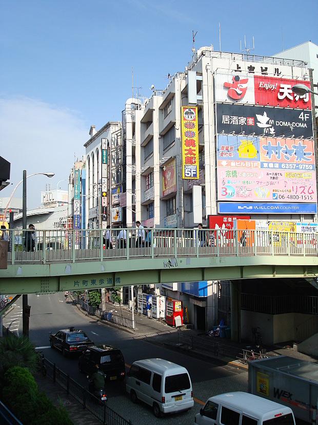 京橋の朝 2枚_1