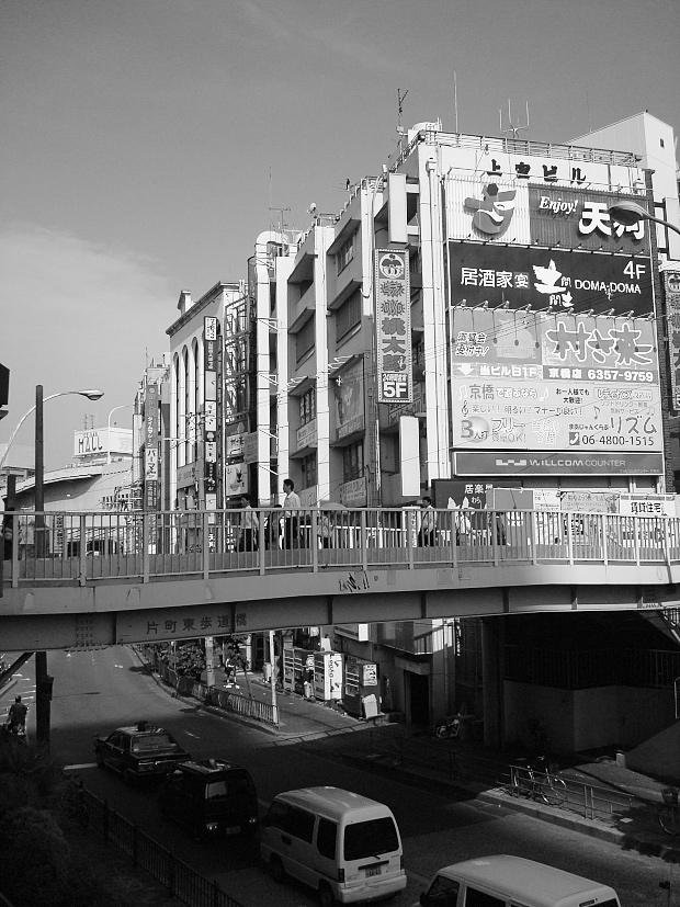 京橋の朝 2枚_2