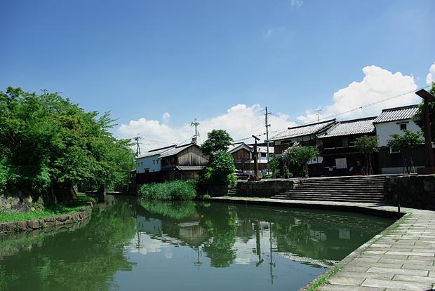 近江八幡を散歩 (3)_1