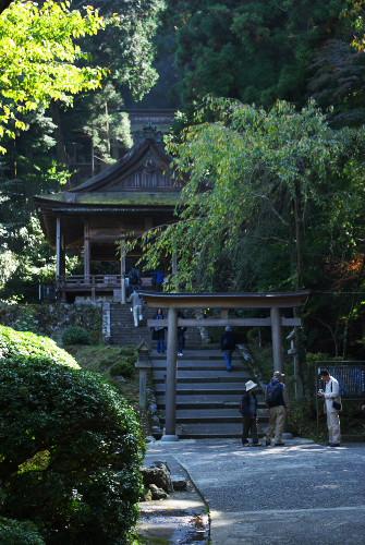 吉野山Walk - 金峯神社 -