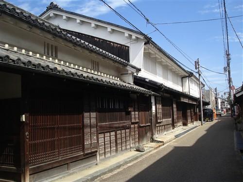 今井町の街並み #04