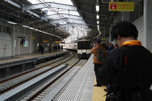 阪神電車なんば線西九条駅_2