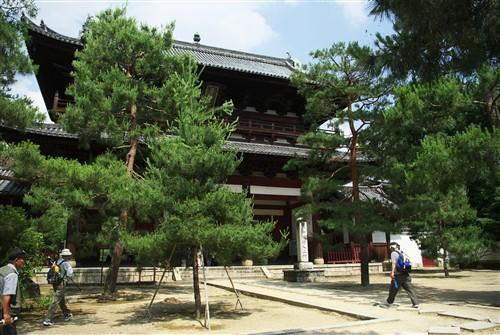 黄檗山万福寺・門前