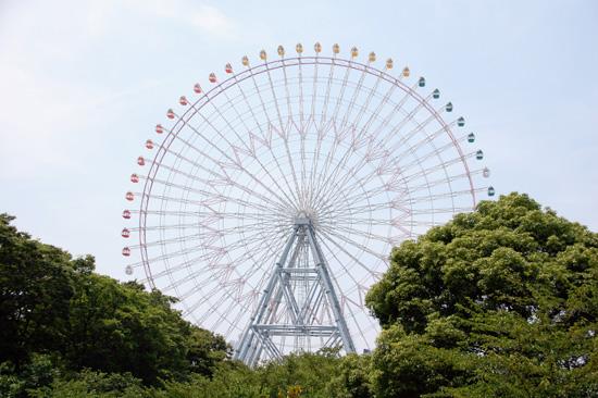 大阪天保山