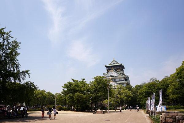 大阪城 本丸