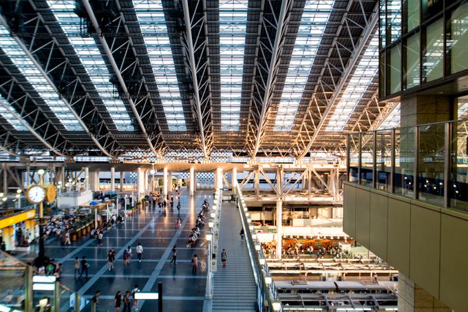 大阪駅5F・時空(とき)の広場