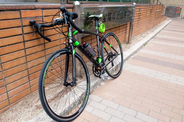 自転車始めました。_1