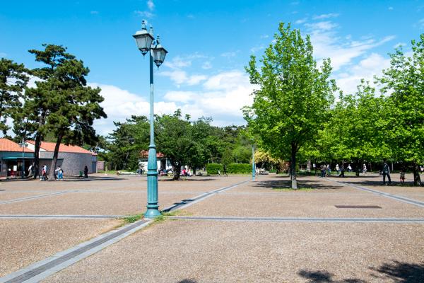 浜寺公園までお散歩_1