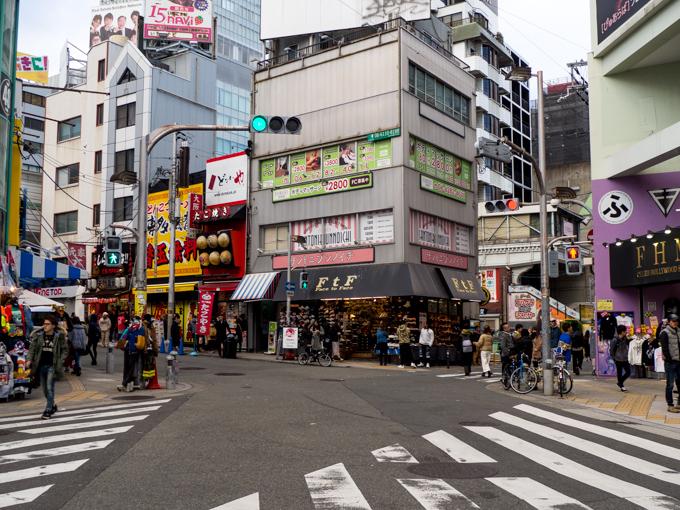 2018年元旦-大阪・アメリカ村・心斎橋_1