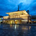 奈良駅 夜景
