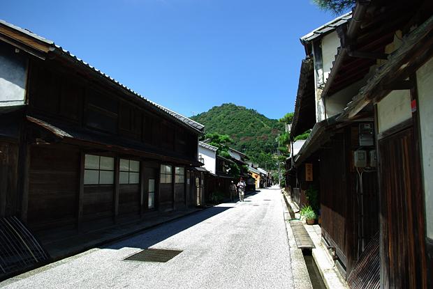 近江八幡を散歩 (2)